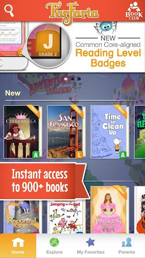 FarFaria免費兒童圖書