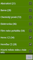 Screenshot of Oběšenec CZ
