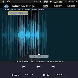 MP3 Cutter and Ringtone Maker for PC