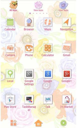 Flowers Theme-Colorful Flower- 1.0 Windows u7528 3