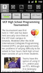 UCF HSPT- screenshot thumbnail