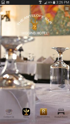 The Historic Higgins Hotel