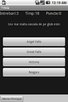Screenshot of Intrebari Trivia