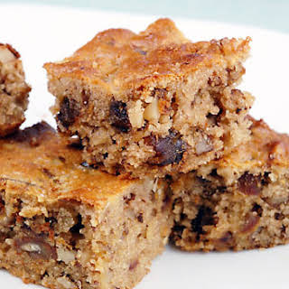 Date Walnut Bars.