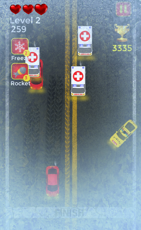 Car Smasher, Best Free Game - screenshot