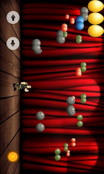Shoot the ball in the air apk screenshot