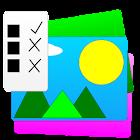 Stickers Control icon