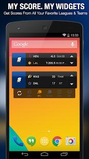 theScore: Sports & Scores - screenshot thumbnail