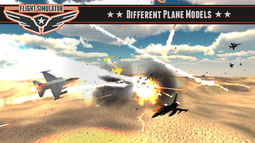 Battle Flight Simulator 2014 1.07 screenshots 5