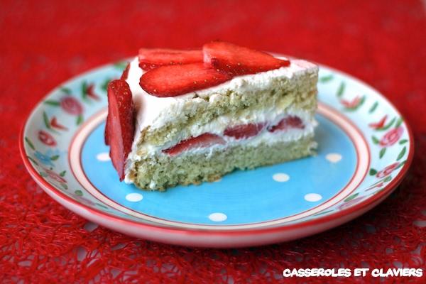 French Strawberry Shortcake Recipe