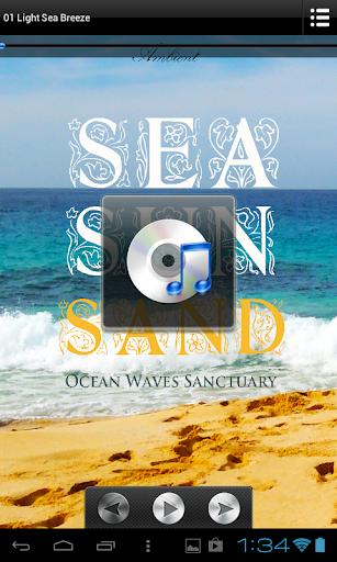 シーサンサンド:海がきこえるサンクチュアリ音楽アプリ