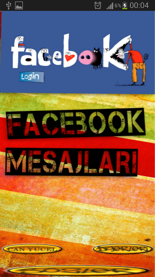 FACEBOOK MESAJLARI - screenshot