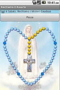 Recitamos Santo Rosario Free- screenshot thumbnail