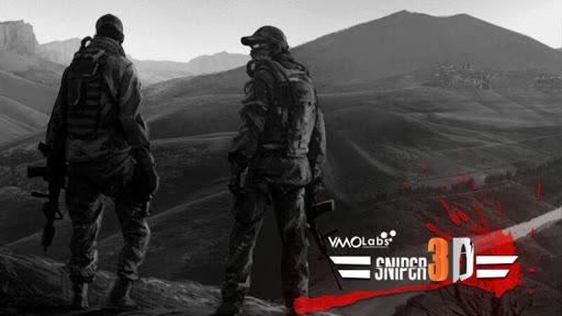 CS Sniper Shooter 3D