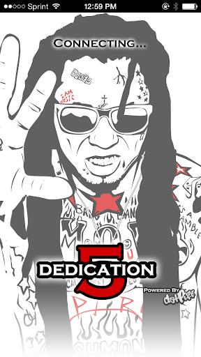 Dedication 5