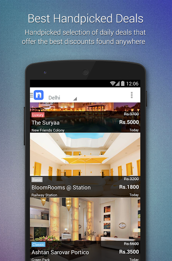 NightStay - Discounted Hotels- screenshot