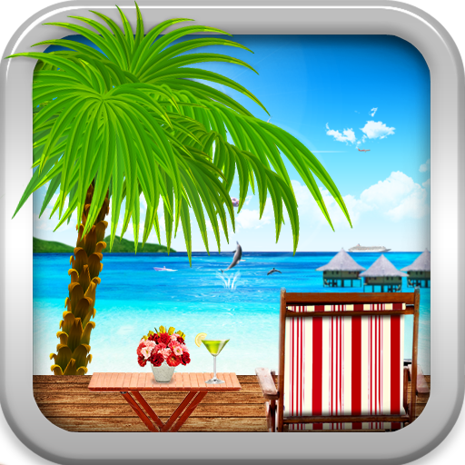 Paradise Beach Full Android APK Download Free By +HOME By Ateam