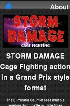 Storm Damage MMAのおすすめ画像2