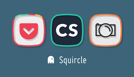 Squircle - Icon Pack