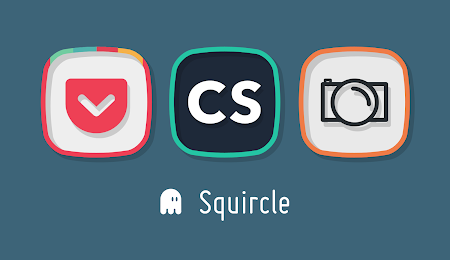 Squircle - Icon Pack 1.1.0 screenshot 611351