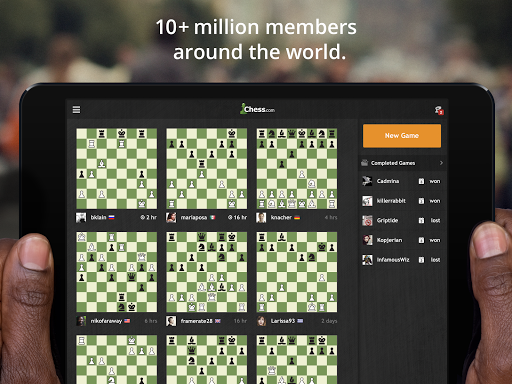 Chess u00b7 Play & Learn 3.7.1 Screenshots 8