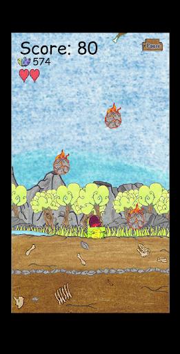 Paper Dino Extinction