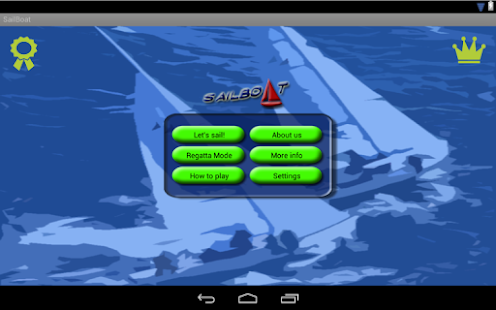 Sailboat - screenshot thumbnail