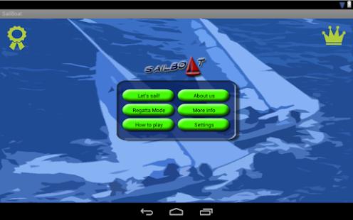 Sailboat - screenshot thumbnail