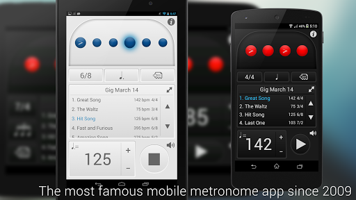 Metronome: Tempo 節拍器