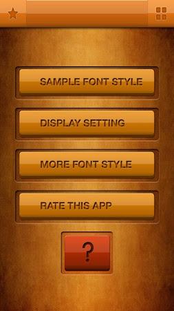 Free Fonts for Samsung 4.0 screenshot 1895151
