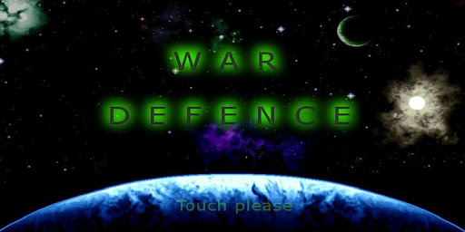 WAR DEFENCE 1.0 Windows u7528 1
