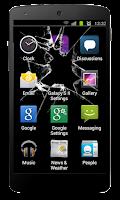 Screenshot of Crack Your Screen (Broken)