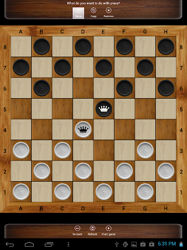 Russian checkers - Shashki  screenshots 18