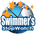 Swimmer's StopWatch icon