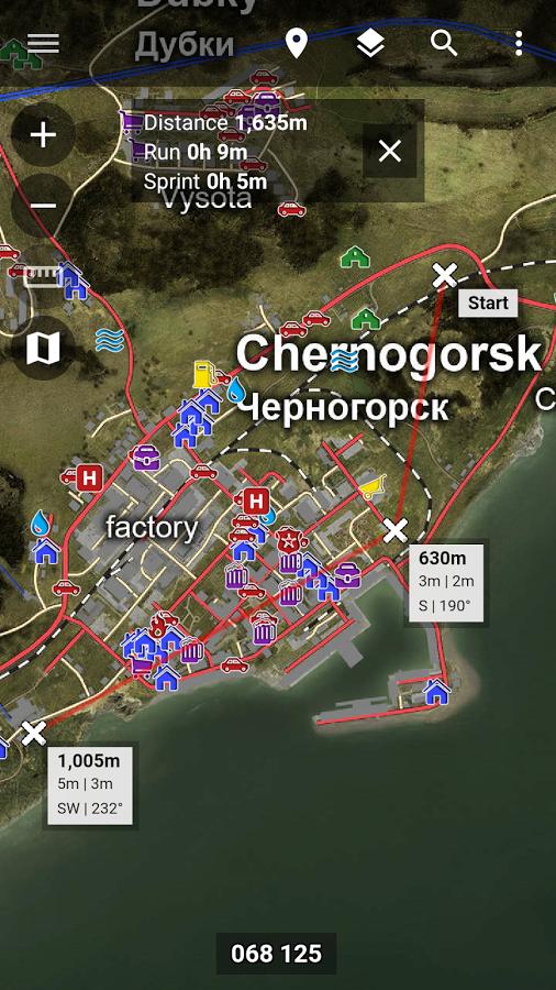 Central for DayZ Pro Unlocker- screenshot