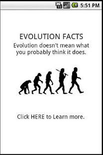EVOLUTION FACTS - screenshot thumbnail