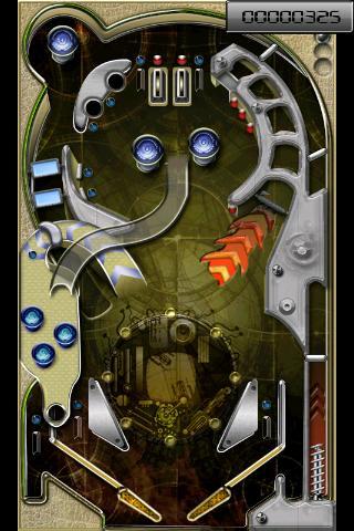 Pinball Classic screenshot 2