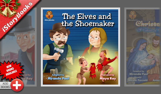 Christmas Story Books Free- screenshot thumbnail