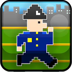 Crazy Police for PC and MAC