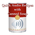 Canned Soup Audio Recipes Lite logo