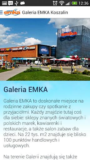 Galeria EMKA Koszalin