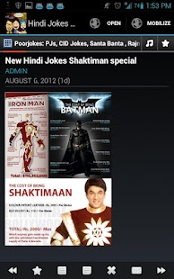 Hindi Jokes and Funny Pictures - screenshot thumbnail