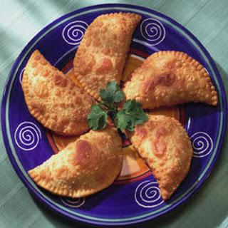 Roasted Jalapeno Chicken Empanadas.