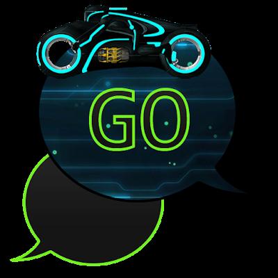 GO SMS - Speed Glow