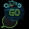 GO SMS - Speed Glow icon