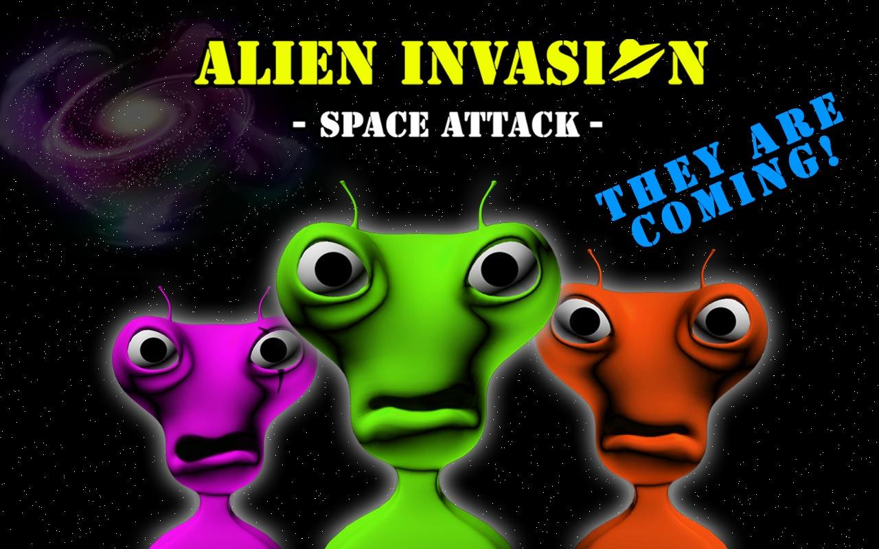 Alien Invasion - Space Attack - screenshot
