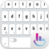 Simple iOS Keyboard Theme