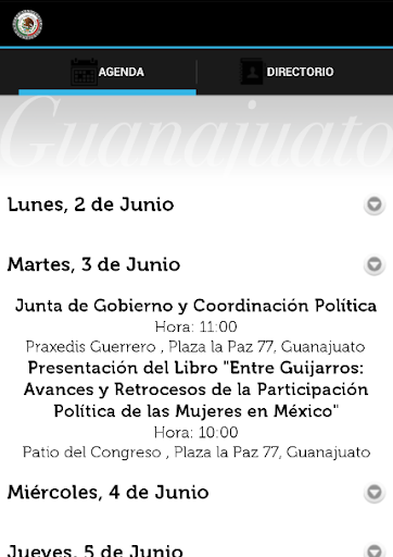 Congreso Guanajuato