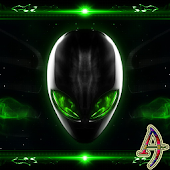 Alien Xperien Theme