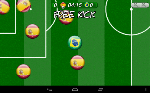 Button Football (Soccer)- screenshot thumbnail